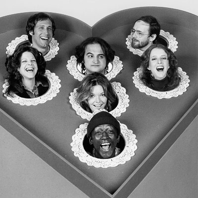 Chevy Chase, Jane Curtin, ...
