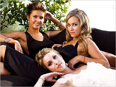 The Hills, Lauren Conrad | I'll never watch THE HILLS or any of the other trashy ''reality'' shows that feature D-List has-been former stars. Which basically means I haven't watched…