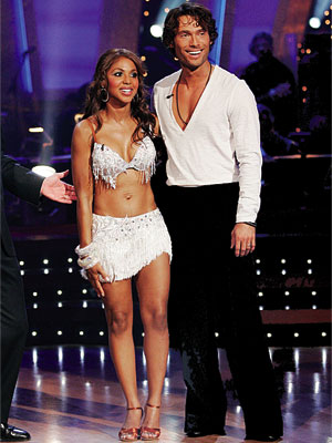 Toni Braxton, Dancing With the Stars