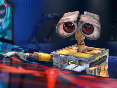 WALL-E | Conventional wisdom crumbled in the face of imagination when Pixar made the decade's unlikeliest megahit out of a melancholy, semi-silent movie about a lonely, music-loving…