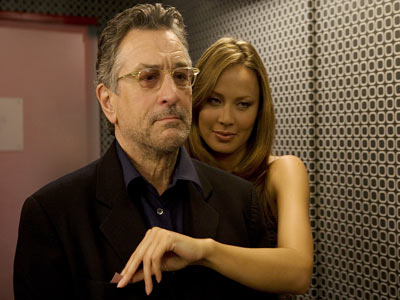 Robert De Niro, Moon Bloodgood, ...