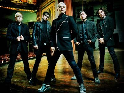 My Chemical Romance | ''This band is so in touch for me with Jacob's character. This really raw, uncontrolled emotion — where it's not about some person who's grown…