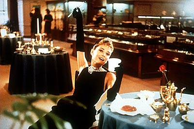 Audrey Hepburn, Breakfast at Tiffany's | Audrey Hepburn's gold-digging Holly Golightly is more of a window-shopper than a shopper (as that forlorn opening scene outside the famous jewelry store indicates), though…