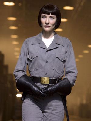 Cate Blanchett, Indiana Jones and the Kingdom of the Crystal Skull