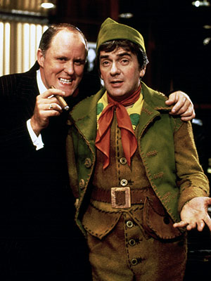Dudley Moore, John Lithgow