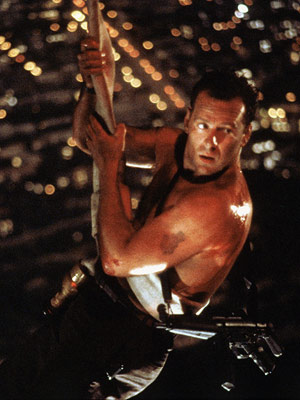 Die Hard, Bruce Willis