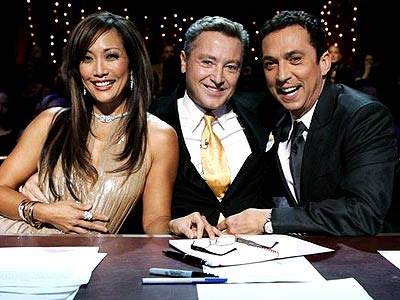Michael Flatley, Dancing With the Stars