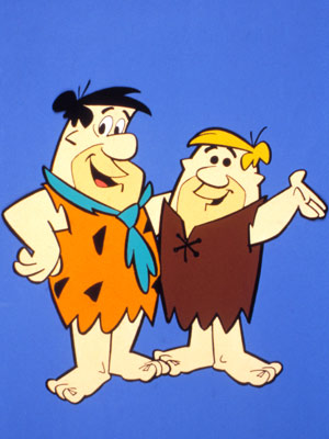The Flintstones | Sidekick to: Fred Flintstone Flinstones franchise (1960-69) The Flintstones was conceived as the prehistoric Honeymooners , which makes Barney the Norton (see No. 8 )…