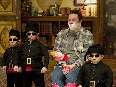 Vince Vaughn, Fred Claus