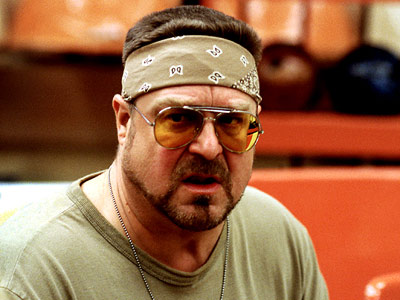 John Goodman, The Big Lebowski | Sidekick to: Jeffrey ''The Dude'' Lebowski The Big Lebowski (1998) The Big Lebowski character may be a little unstable and have questionable taste in fashion,…