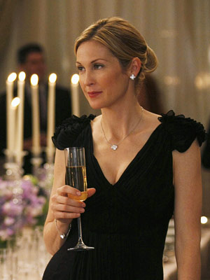 Kelly Rutherford   On Gossip Girl , everyone's always talking about Blair or Jenny, and it's well deserved. But I really enjoy KELLY RUTHERFORD as Serena's mom, Lily.…