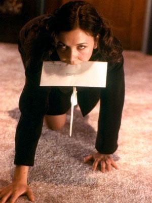 Maggie Gyllenhaal, Secretary