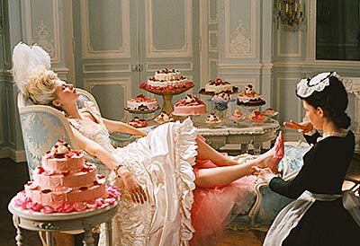 Kirsten Dunst, Marie Antoinette (Movie - 2006) | Kirsten Dunst reminds us that the spendthrift, cake-loving queen was once a spirited teenage princess. Given the rigid, corseted, sexually frustrating, stultifying nature of her…