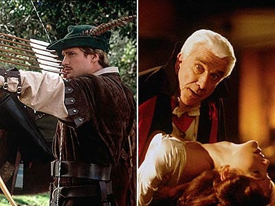 Dracula: Dead and Loving It, Robin Hood: Men in Tights, ...