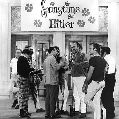 The Producers (Movie - 1967), Mel Brooks