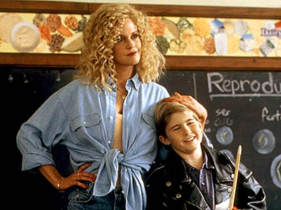 Melanie Griffith, Milk Money | Melanie Griffith plays the most squeaky-clean hooker since Julia Roberts in this sweet family comedy about a little boy who buys her time because he's…