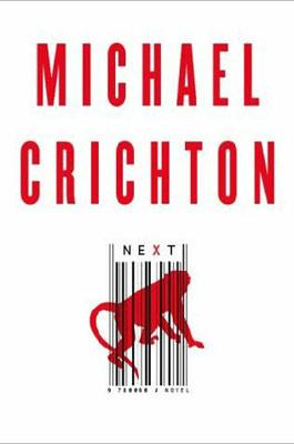 Next, Michael Crichton