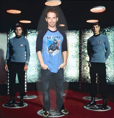 Seth Green, Star Trek