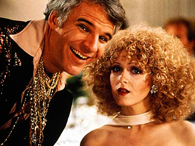 Steve Martin, Bernadette Peters, ... | When naïf Steve Martin becomes an eyewear mogul, he doesn't buy anything too fancy — just a mansion the size of Rhode Island, furnishings even…