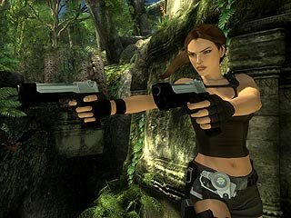 Tomb Raider Underworld Ew Com