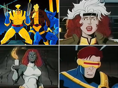 X-men | ''This is crazy, but those Saturday-morning cartoons?I was always fascinated with the X-Men. I love the idea of a group of people and all of…