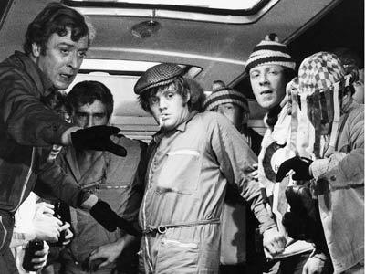 The Italian Job (Movie - 1969)