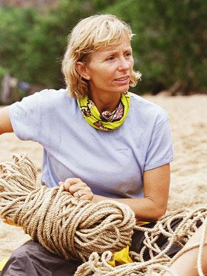 Tina Wesson, Survivor: The Australian Outback