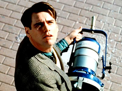 The Truman Show, Jim Carrey | Original Plot: A mild-mannered insurance salesman comes to the surreal realization that his entire existence has been choreographed for a 24/7 reality show. Why a…