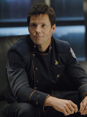 Jamie Bamber, Battlestar Galactica