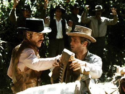 Paul Newman, Robert Redford, ...