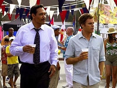 Dexter, Jimmy Smits, ...