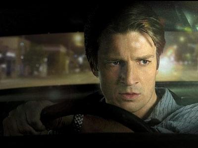 Drive, Nathan Fillion