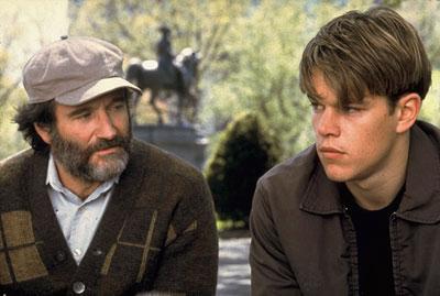 Good Will Hunting, Matt Damon, ...