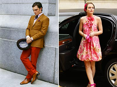 Ed Westwick, Leighton Meester, ...