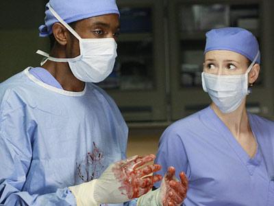 Grey's Anatomy (Season 5 -- Episode 9: In the Midnight Hour)