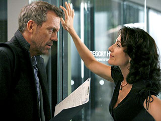 Hugh Laurie, House, ...
