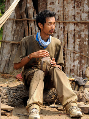 Ken Hoang, Survivor: Gabon