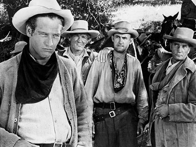 Paul Newman, The Left Handed Gun