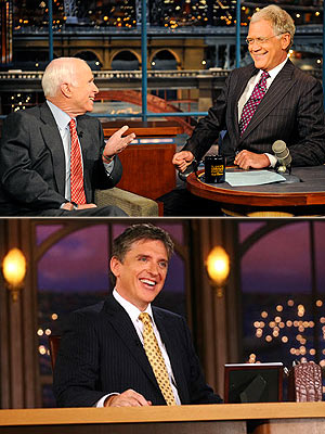 Late Show With David Letterman, The Late Late Show with Craig Ferguson