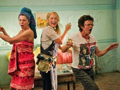 Mamma Mia!, Meryl Streep