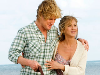 Owen Wilson, Jennifer Aniston, ...