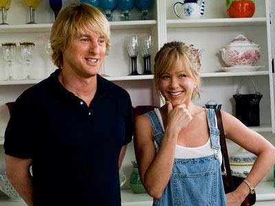 Owen Wilson, Jennifer Aniston, ...