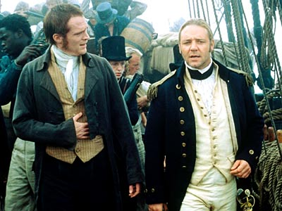 Paul Bettany, Russell Crowe, ...