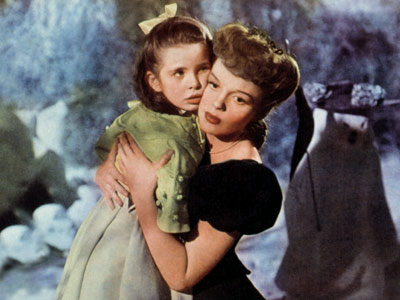 Judy Garland, Margaret O'Brien, ...