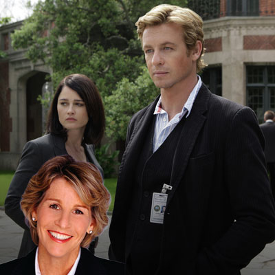 The Mentalist, Nancy Tellem