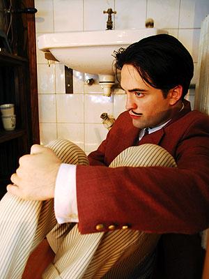 Robert Pattinson, Little Ashes