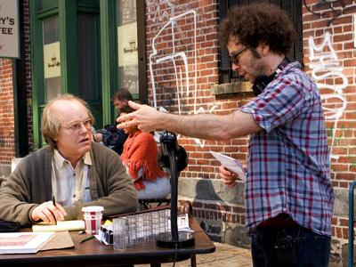Charlie Kaufman, Philip Seymour Hoffman
