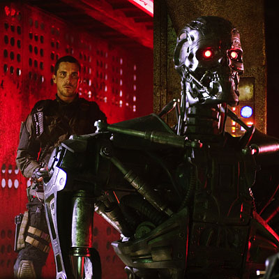 Terminator Salvation, Christian Bale