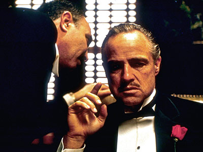 The Godfather, Marlon Brando