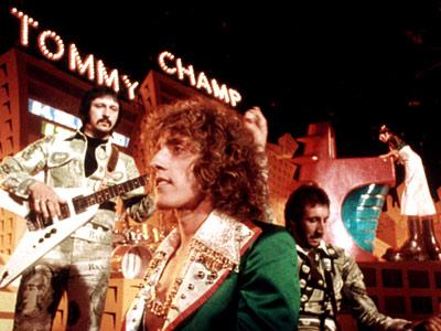 Elton John, Pete Townsend, ...